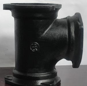 ZRP型柔性zhu铁排水管